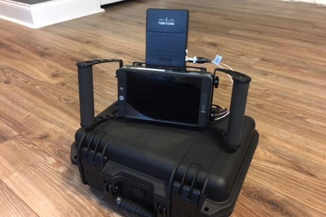 "Wireless Director's Monitor Kit-SmallHD 702 Bright HD 7"""