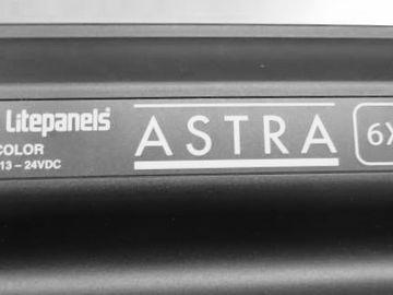 Rent: 4-  6X BiColor Astra litepanels wChimera, 4 Batteries &stand