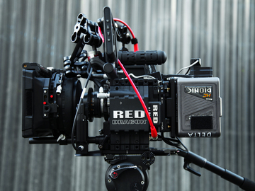Rent: RED Epic-X DRAGON Ultimate Cinema Package - PL MOUNT