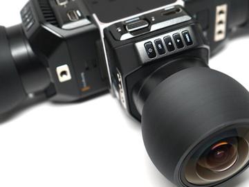 Rent: Mini EYE™ 4 Professional 360 Camera