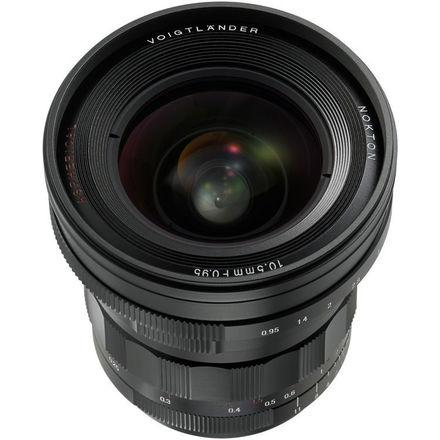 Voigtlander Nokton 10.5mm F0.95 Lens