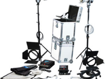 Rent: HMI's and grip package