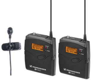 Rent: Sennheiser ew 100 ENG G3 Wireless Kit