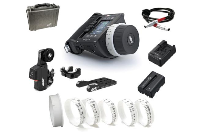 ARRI WCU-4 Wireless FF Kit w/ Motor & Accessories