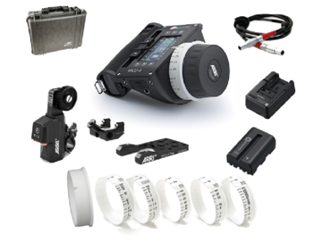ARRI WCU-4 Wireless FF Kit w/ Motor & Accessories