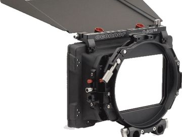 Rent: 4x5.65 2 Stage Mattebox OConnor Obox
