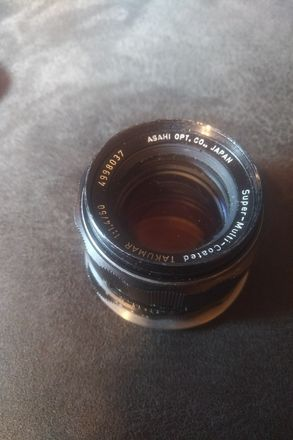Pentax  F/1.4 SMC Takumar M42 Manual Focus Lens for Canon EF