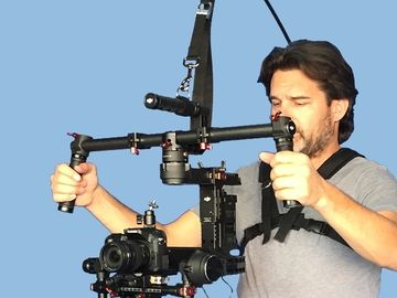 Rent: Atlas  1 Rod Middleweight Camera/Gimbal Support