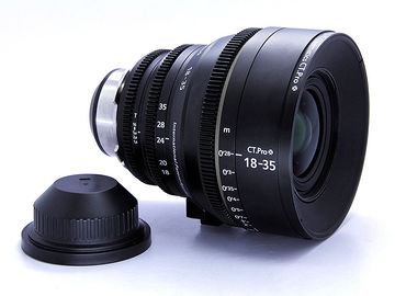 Rent: Sigma 18-35mm T2 f/1.8 PL - Cinematics Cine lens