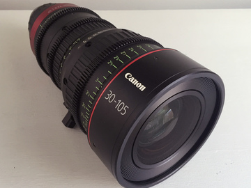 Rent: Canon CN 30-105mm T2.8 PL Compact Cine Zoom