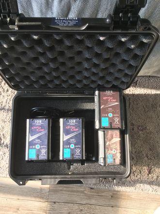Endura Cue Battery Kit