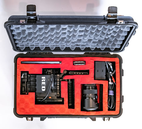 RED Scarlet M-X Ready to Shoot Kit