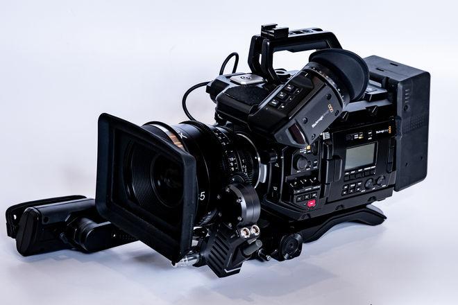Blackmagic Design URSA Mini Pro 4.6K Shoot Ready Kit