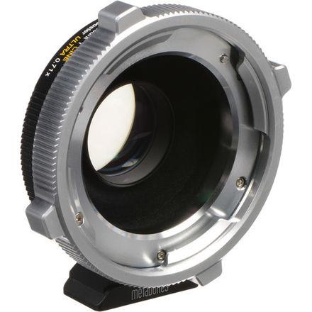 Metabones Speed Booster Ultra 0.71x PL Lens to MFT