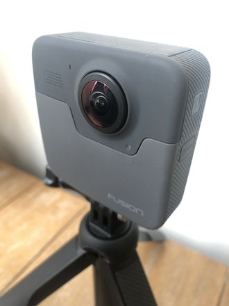 Rent a GoPro Fusion 360 Camera | ShareGrid New York