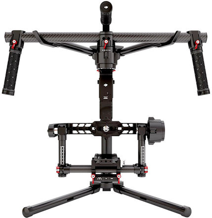 DJI Ronin 1 Full Size Gimbal Stabilizer + RED Base Plate
