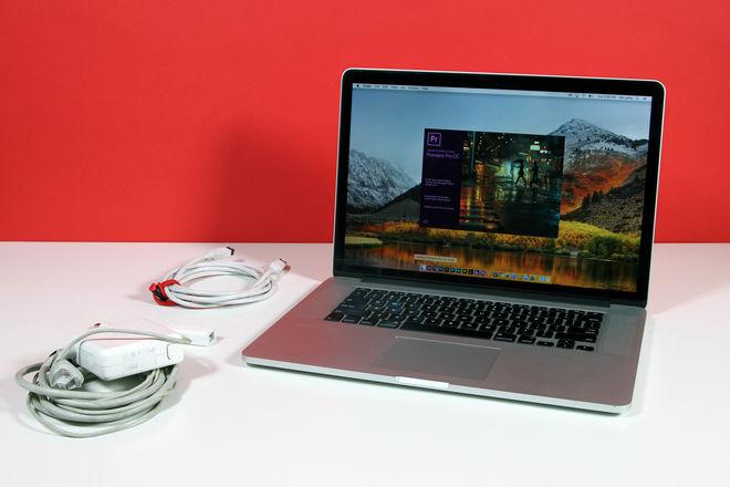 MacBook Pro, DaVinci, Adobe Suite, FCPX