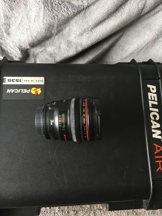 Canon EF 24mm f/1.4 with Duclos Infinity Focus
