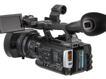 Rent: Sony PMW200 (1 of 2)