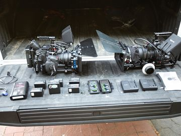 Rent: 2x Canon EOS C200 kits with sigma cine lenses