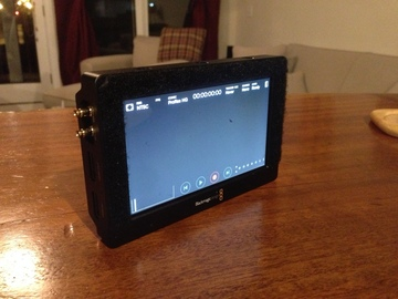 Rent: Black Magic Focus Monitor / ProRes Recorder
