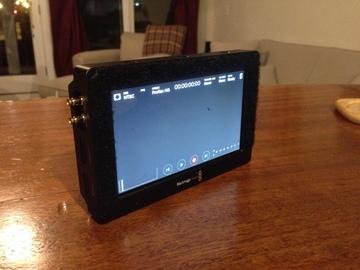 Rent: Black Magic Focus Monitor / ProRes Recorder