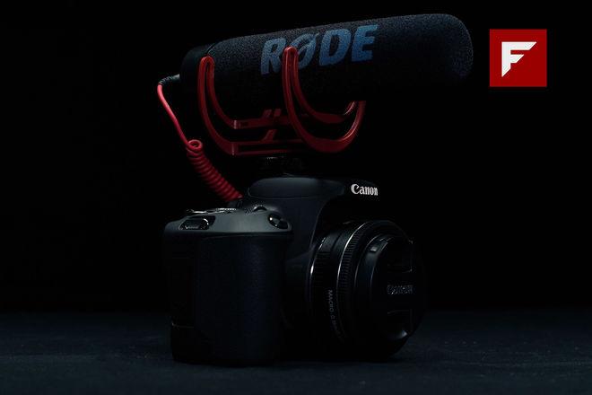 Canon Rebel SL2 + Lens & Mic