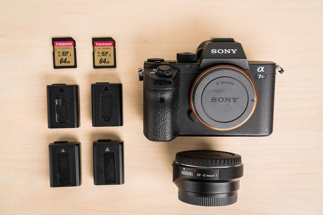Sony a7S II + Metabones EF Adapter