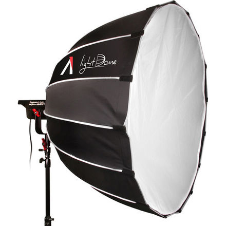 Aputure LED C120d + Light Dome