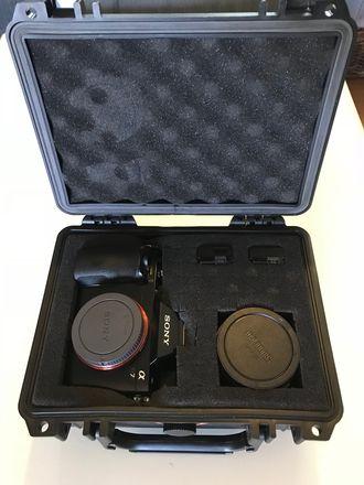 Sony Alpha a7 Mirrorless Digital Camera