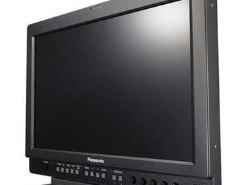 "Rent: Panasonic 17"" LCD Monitor"