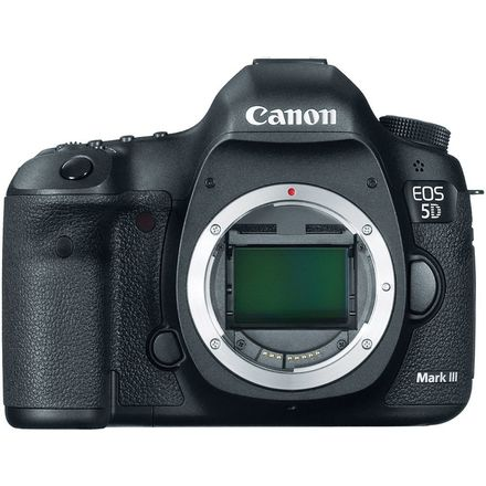 Canon EOS 5D Mark III with case and many lenses available