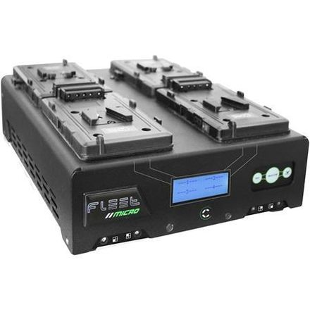 CORE SWX Quad Charger for V-Mount Batteries