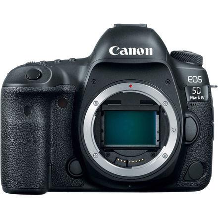 Canon EOS 5D Mark IV with Canon Log