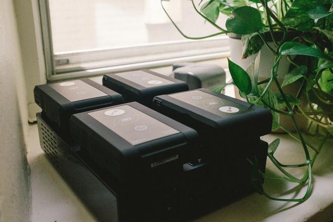 Core SWX Nano Gold Mount Battery Kit w/ Fleet Q Charge