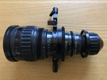 Rent: Canon 11-165mm T2.5 Super 16mm Zoom