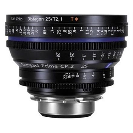 Zeiss Compact Prime CP.2 25mm T2.1