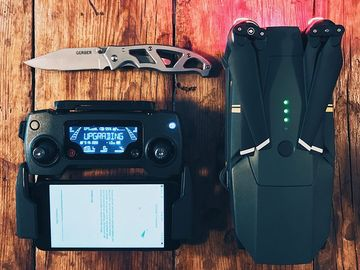 DJI Mavic Pro Package w/Case Batteries & SDcard READY TO GO!