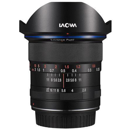 Laowa Venus Laowa 12mm f/2.8 Zero-D Ultra-WideAngle Lens