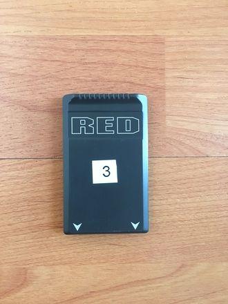 (1) RED Mini-Mag -  240GB