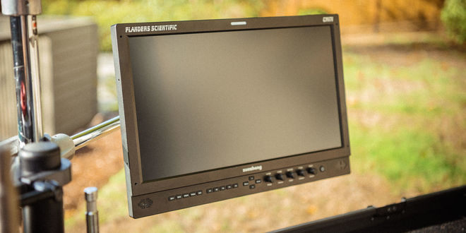 "Flanders CM171 17"" Color-Accurate Monitor"