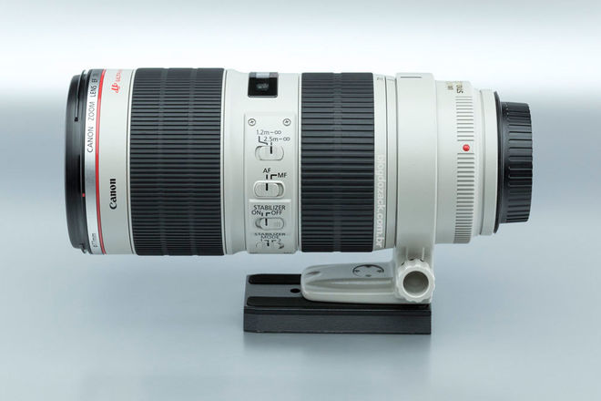 Canon EF 70-200mm f/2.8 L IS II USM
