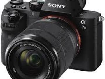 Sony A7s II camera body