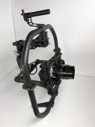 Freefly MoVI M15 Stabilizer w/ mimic and dx7