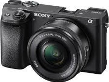 Sony a6300 mirrorless DSLR 4K