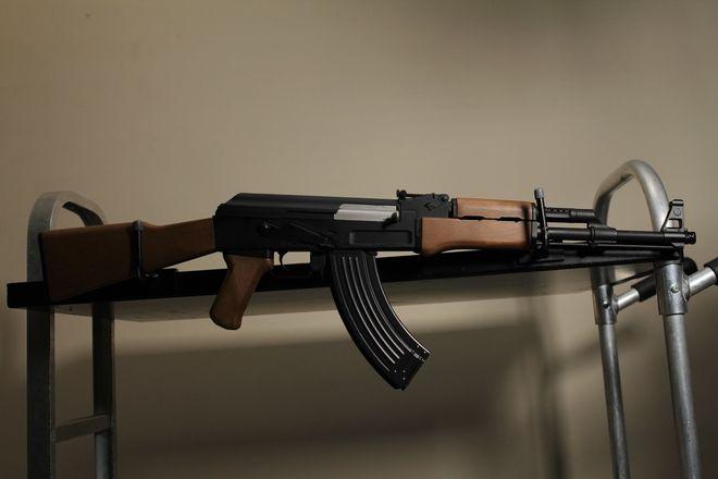 AK47 - Prop Gun - Rifle
