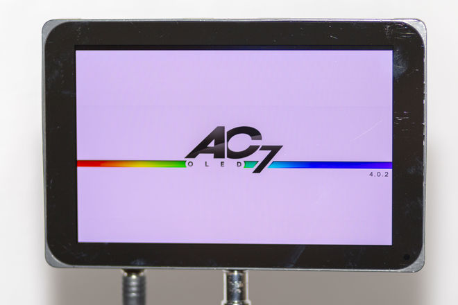 SmallHD AC7-OLED SDI/HDMI 7.7-in Field Monitor