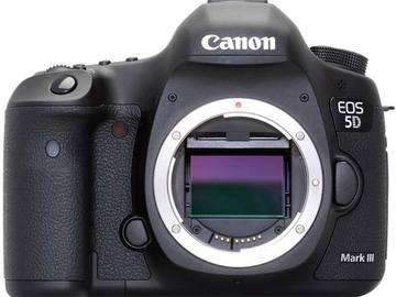 Canon 5d mk III Package