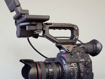 Canon EOS C300 Mark II Package