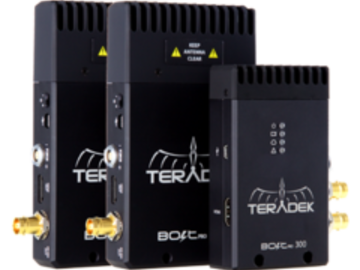 Rent: TERADEK Bolt Pro 300  SDI and HDMI with 2 receivers and case
